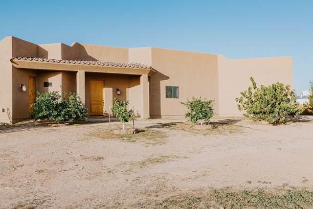25540 W Quails Nest Lane, Wittmann, AZ 85361 (MLS #5998685) :: Riddle Realty Group - Keller Williams Arizona Realty