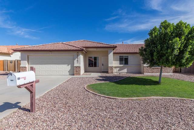 1247 S Gold Drive, Apache Junction, AZ 85120 (MLS #5998781) :: Yost Realty Group at RE/MAX Casa Grande