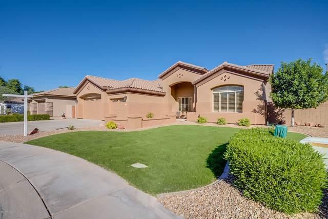 2745 S Sierra Street, Gilbert, AZ 85295 (MLS #5998811) :: Revelation Real Estate