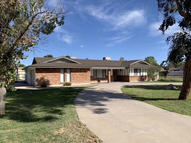 2804 E Gemini Street, Gilbert, AZ 85234 (MLS #5998817) :: The Kenny Klaus Team