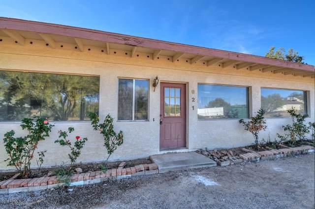 921 Oasis Drive, Wickenburg, AZ 85390 (MLS #5998830) :: Devor Real Estate Associates