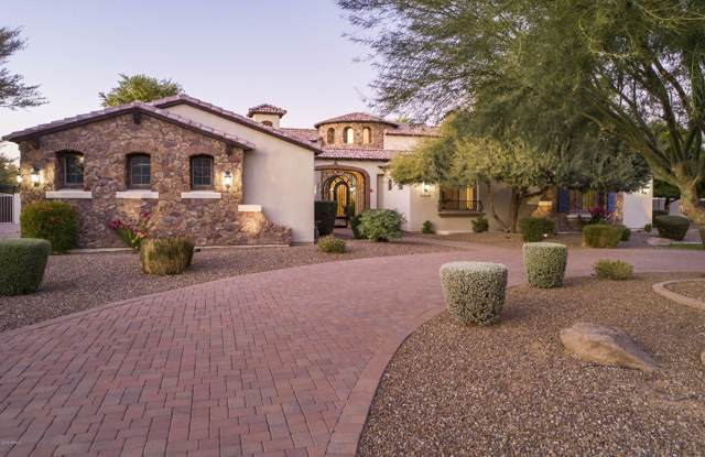 12622 E Victoria Street, Chandler, AZ 85249 (MLS #5998882) :: Openshaw Real Estate Group in partnership with The Jesse Herfel Real Estate Group