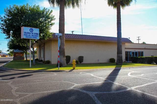 6145 N 36th Drive, Phoenix, AZ 85019 (MLS #5998910) :: Brett Tanner Home Selling Team