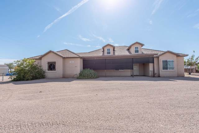2810 N Mallee Place, Maricopa, AZ 85139 (MLS #5998954) :: Conway Real Estate