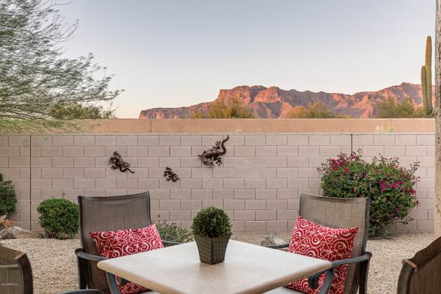 8520 E Twisted Leaf Drive, Gold Canyon, AZ 85118 (MLS #5999040) :: Lux Home Group at  Keller Williams Realty Phoenix