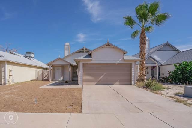 10805 N 63RD Drive, Glendale, AZ 85304 (MLS #5999061) :: The Kenny Klaus Team