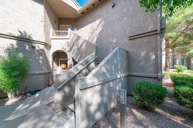 15380 N 100TH Street #2106, Scottsdale, AZ 85260 (MLS #5999094) :: CC & Co. Real Estate Team