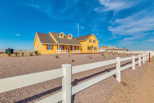 6636 W Lake Erie Drive, Casa Grande, AZ 85194 (MLS #5999103) :: Kortright Group - West USA Realty