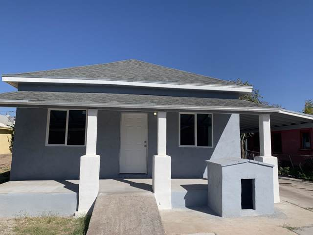 820 E 13TH Street, Douglas, AZ 85607 (MLS #5999106) :: The Garcia Group