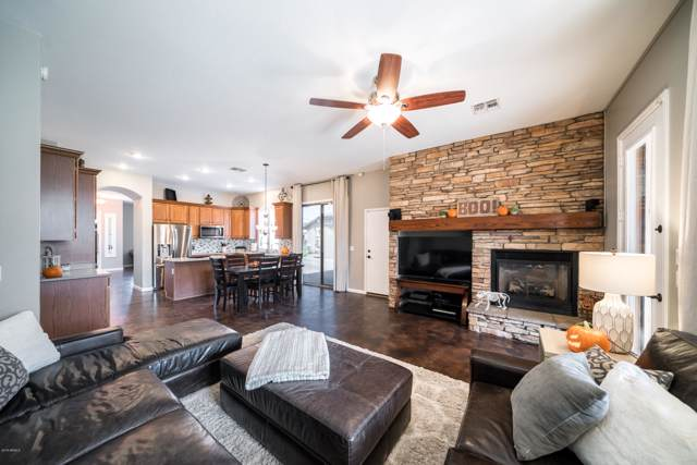 3711 E Esplanade Avenue, Gilbert, AZ 85297 (MLS #5999199) :: Team Wilson Real Estate