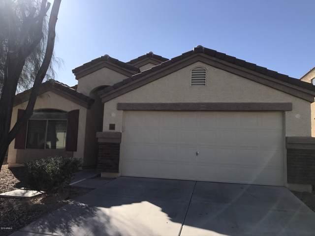 5336 S 240TH Drive, Buckeye, AZ 85326 (MLS #5999200) :: Dijkstra & Co.