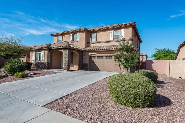 1160 E Regent Drive, Gilbert, AZ 85298 (MLS #5999243) :: Keller Williams Realty Phoenix