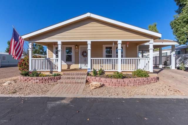 19602 N 32ND Street #98, Phoenix, AZ 85050 (MLS #5999287) :: The Kenny Klaus Team