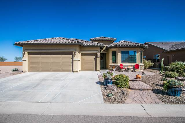 4320 W Agave Avenue, Eloy, AZ 85131 (MLS #5999300) :: Yost Realty Group at RE/MAX Casa Grande