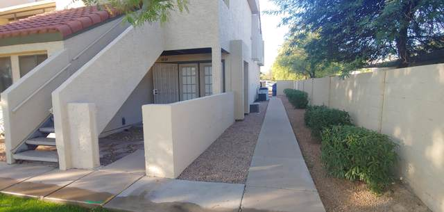 30 E Brown Road #1014, Mesa, AZ 85201 (MLS #5999313) :: Howe Realty