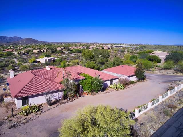 7834 E Breathless Drive, Carefree, AZ 85377 (MLS #5999319) :: Riddle Realty Group - Keller Williams Arizona Realty