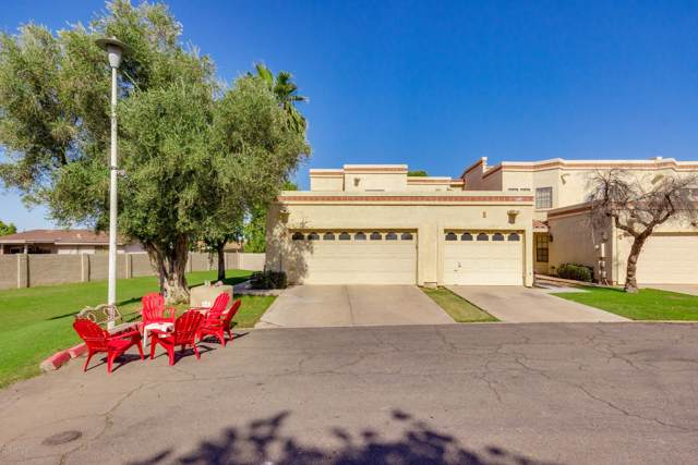 250 W Juniper Avenue #27, Gilbert, AZ 85233 (MLS #5999320) :: The Kenny Klaus Team