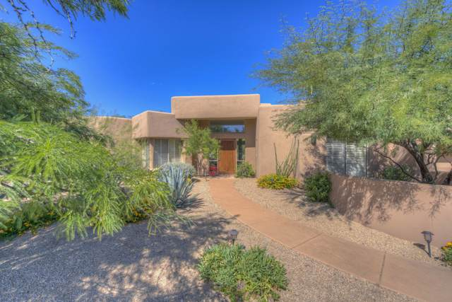 7328 E Rockview Road, Scottsdale, AZ 85266 (MLS #5999354) :: Brett Tanner Home Selling Team