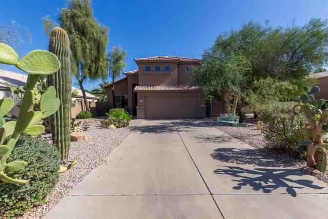2637 S 81ST Lane, Phoenix, AZ 85043 (MLS #5999362) :: Brett Tanner Home Selling Team