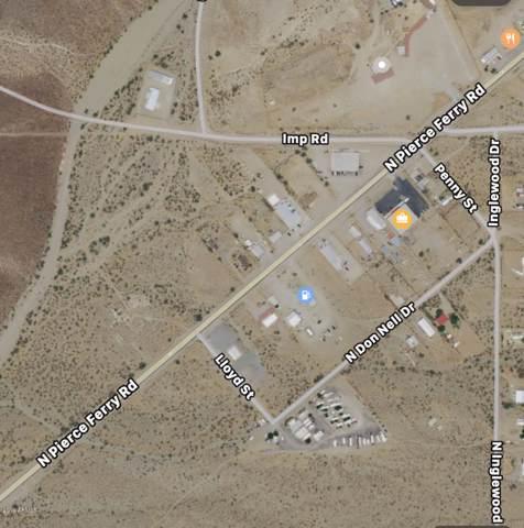XX Pierce Ferry Road, Dolan Springs, AZ 86441 (MLS #5999377) :: Devor Real Estate Associates