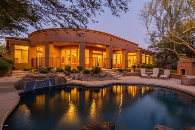 9539 E Chino Drive, Scottsdale, AZ 85255 (MLS #5999396) :: Riddle Realty Group - Keller Williams Arizona Realty