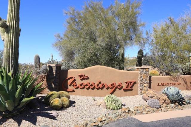 7311 E Rising Star Way, Carefree, AZ 85377 (MLS #5999457) :: Lifestyle Partners Team