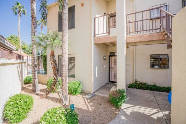 7101 W Beardsley Road #111, Glendale, AZ 85308 (MLS #5999458) :: The Ramsey Team