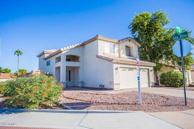 2164 W Olla Avenue, Mesa, AZ 85202 (MLS #5999483) :: The Kenny Klaus Team