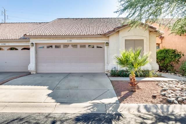 6610 E University Drive #133, Mesa, AZ 85205 (MLS #5999489) :: The Laughton Team