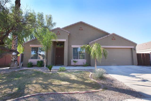 2416 S 105TH Lane, Tolleson, AZ 85353 (MLS #5999509) :: The Kenny Klaus Team