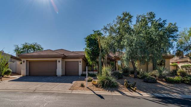 6461 E Crested Saguaro Lane, Scottsdale, AZ 85266 (MLS #5999551) :: Scott Gaertner Group