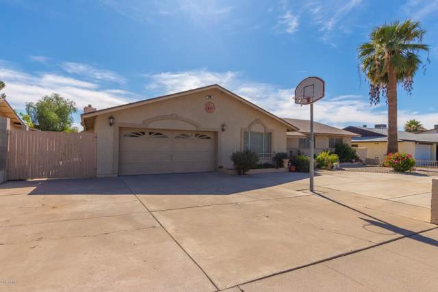 4551 W Shaw Butte Drive, Glendale, AZ 85304 (MLS #5999603) :: Riddle Realty Group - Keller Williams Arizona Realty
