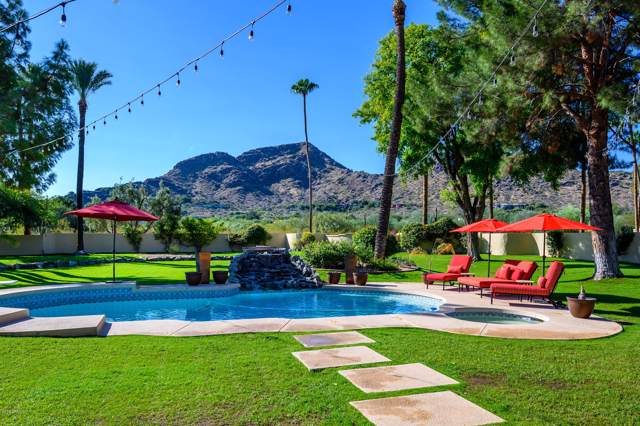 5911 E Sapphire Lane, Paradise Valley, AZ 85253 (MLS #5999643) :: The Kenny Klaus Team