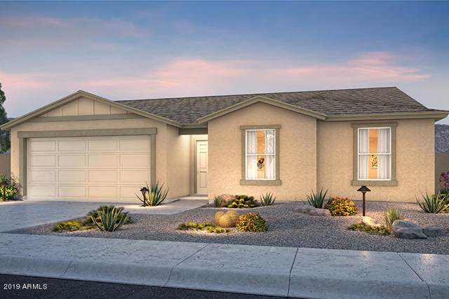 712 N Navajo Lane, Coolidge, AZ 85128 (MLS #5999710) :: The Kenny Klaus Team