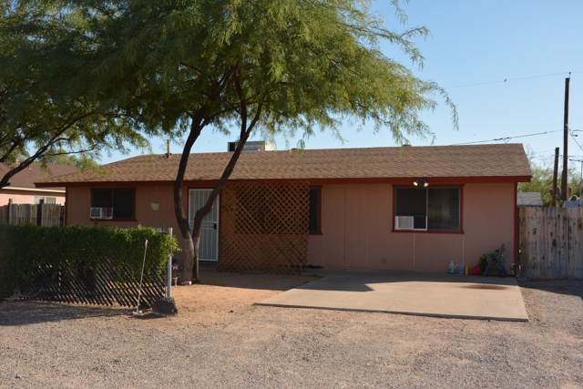 211 W 16TH Avenue, Apache Junction, AZ 85120 (MLS #5999724) :: Yost Realty Group at RE/MAX Casa Grande