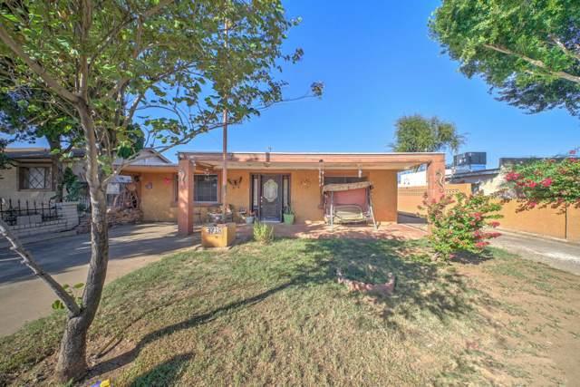3718 W Roosevelt Street, Phoenix, AZ 85009 (MLS #5999790) :: The Kenny Klaus Team