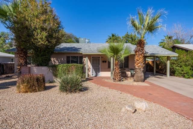 1408 E Hall Street, Tempe, AZ 85281 (MLS #5999810) :: The W Group