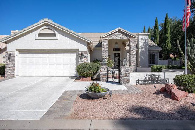 9450 E Desert Lake Drive, Sun Lakes, AZ 85248 (MLS #5999828) :: The Kenny Klaus Team