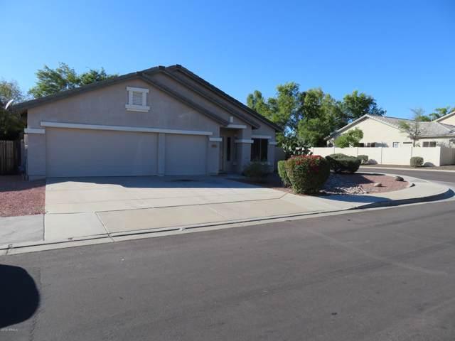 25462 N 68TH Drive, Peoria, AZ 85383 (MLS #5999851) :: The Laughton Team