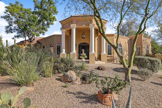 23015 N Las Lavatas Road, Scottsdale, AZ 85255 (MLS #5999879) :: Devor Real Estate Associates