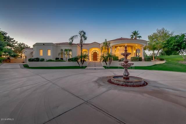 2 E Oakwood Hills Drive, Chandler, AZ 85248 (MLS #5999912) :: The Daniel Montez Real Estate Group