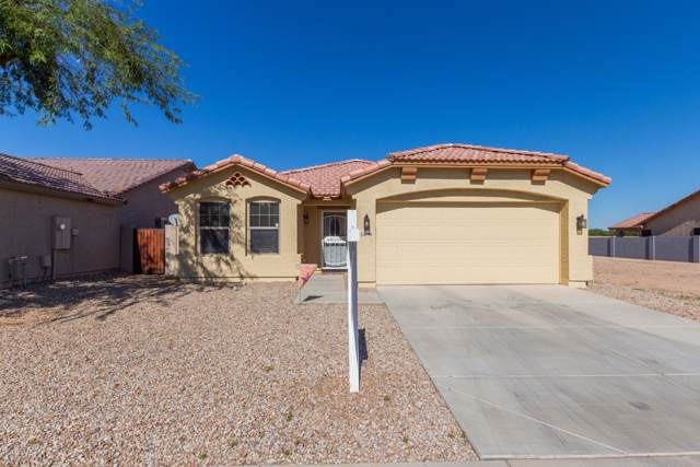 25798 W Valley View Drive, Buckeye, AZ 85326 (MLS #5999983) :: The Kenny Klaus Team