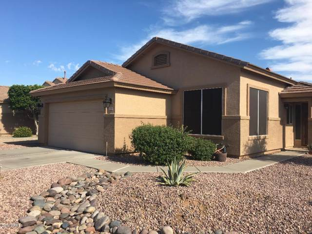 20953 N 84TH Lane, Peoria, AZ 85382 (MLS #6000036) :: The Laughton Team