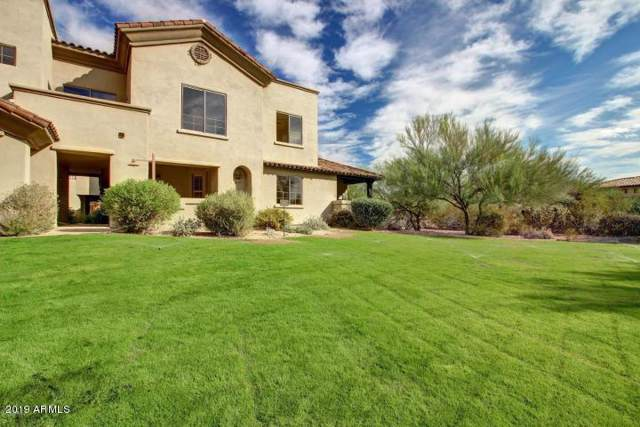 20801 N 90th Place #145, Scottsdale, AZ 85255 (MLS #6000043) :: Devor Real Estate Associates