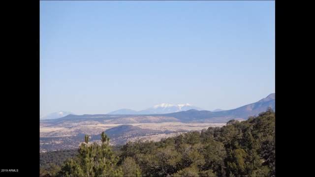 Lot 656 Edge Ridge Road, Seligman, AZ 86337 (MLS #6000054) :: Brett Tanner Home Selling Team