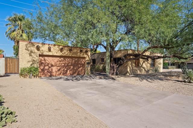 8326 E Vista Drive, Scottsdale, AZ 85250 (MLS #6000060) :: Brett Tanner Home Selling Team