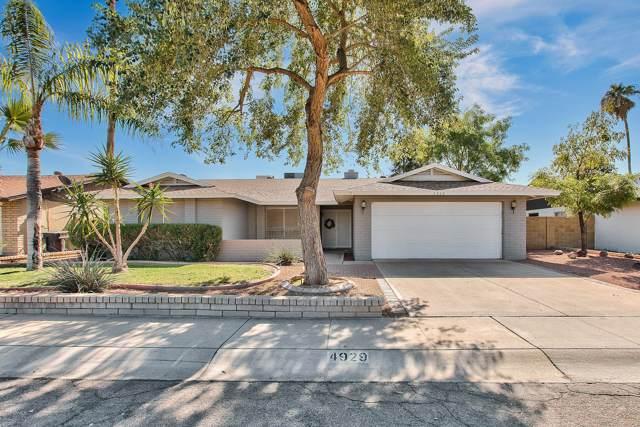 4929 W Purdue Avenue, Glendale, AZ 85302 (MLS #6000077) :: Dijkstra & Co.