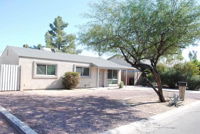 2617 N 71ST Place, Scottsdale, AZ 85257 (MLS #6000098) :: The Kenny Klaus Team