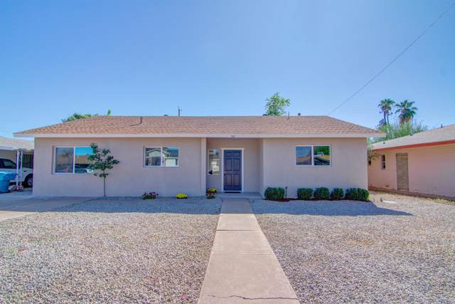 1627 W indianola Avenue, Phoenix, AZ 85015 (MLS #6000119) :: RE/MAX Excalibur