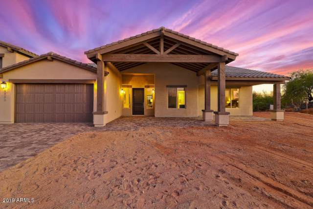 626 E Galvin Street Lot 4, Phoenix, AZ 85086 (MLS #6000127) :: Openshaw Real Estate Group in partnership with The Jesse Herfel Real Estate Group